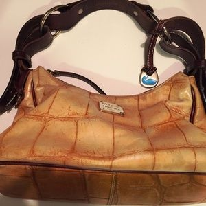Dooney and Bourke Bag from the Safari Collection